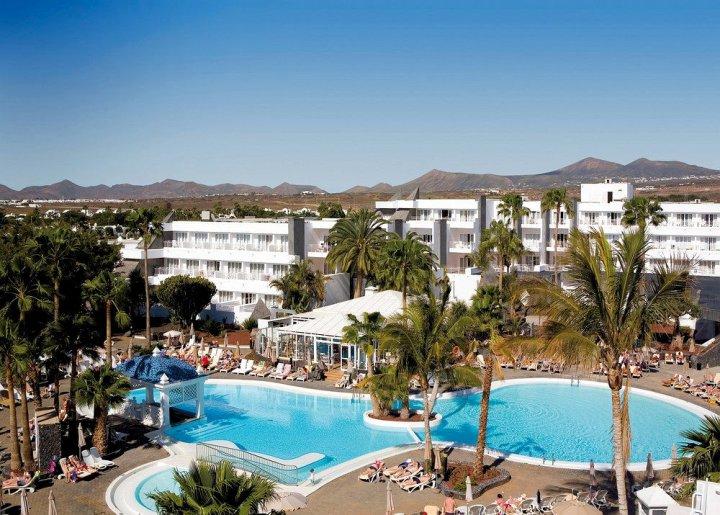 兰萨罗特岛天堂河酒店度假村 - 全包式(Hotel Riu Paraiso Lanzarote Resort - All Inclusive)