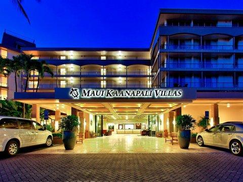 雅诗顿茂宜岛卡阿纳帕利别墅酒店(Aston Maui Kaanapali Villas)