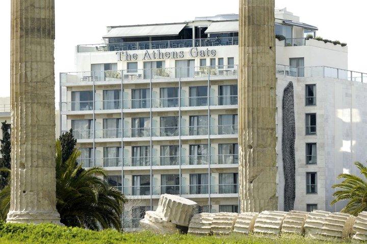 雅典门酒店(The Athens Gate Hotel)