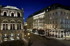 立鼎世酒店集团-维也纳萨赫酒店(Hotel Sacher Wien-The Leading Hotels of The World)