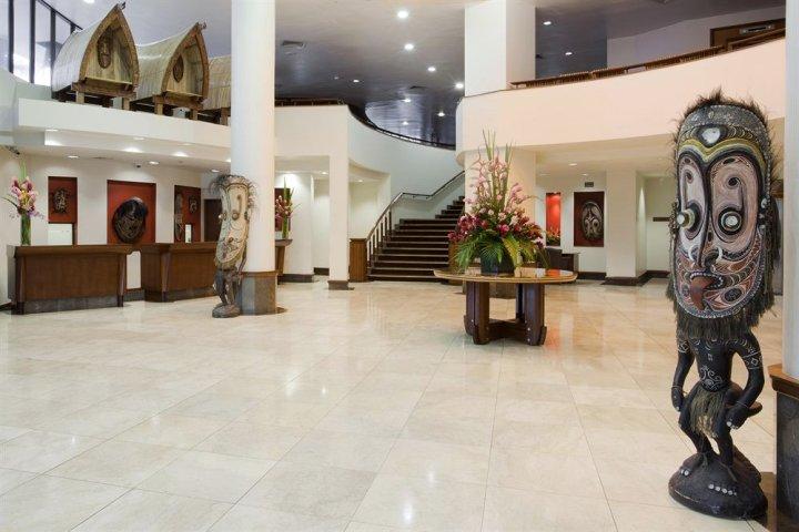泊特莫尔斯比港皇冠假日酒店(Crowne Plaza Port Moresby)