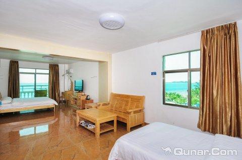 三亚湾西岛海浪屿海景酒店