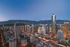温哥华香格里拉大酒店(Shangri-La Hotel Vancouver)