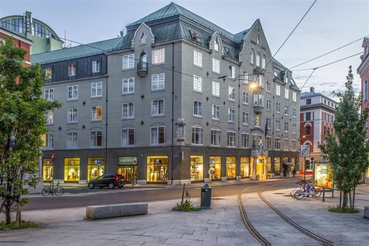 邦德海姆酒店(Hotell Bondeheimen)