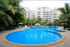 三亚蓝海椰风海景度假公寓