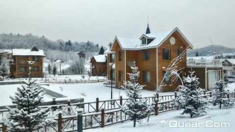 哈尔滨亚布力温泉滑雪度假别墅