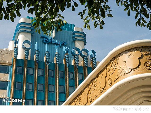 香港 迪士尼好莱坞酒店(Disney's Hollywood Hotel)
