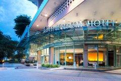 察殿曼谷河畔豪华酒店(Chatrium Hotel Riverside Bangkok)