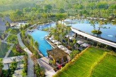 巴厘岛金巴兰森林酒店阿雅娜姊妹店(RIMBA Jimbaran Bali by AYANA)