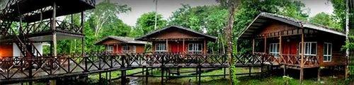 山打根婆罗洲自然小屋旅馆(Borneo Nature Lodge)