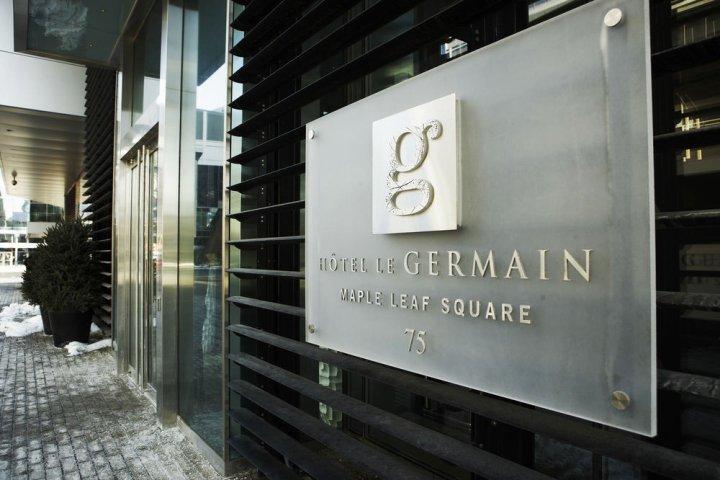 枫叶广场乐日耳曼集团酒店(Le Germain Hotel Maple Leaf Square)