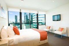 墨尔本城市节奏公寓酒店(City Tempo Apartments Melbourne)