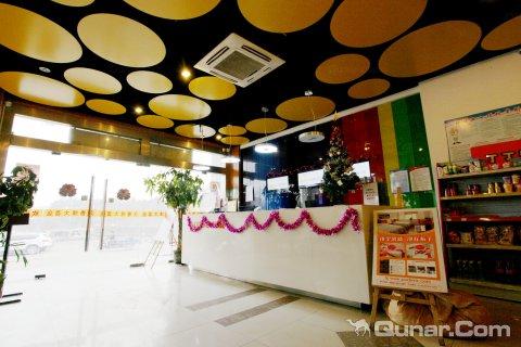 布丁酒店南京仙林大学城栖霞山店