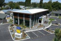 基督城十大假日公园(Christchurch Top 10 Holiday Park)