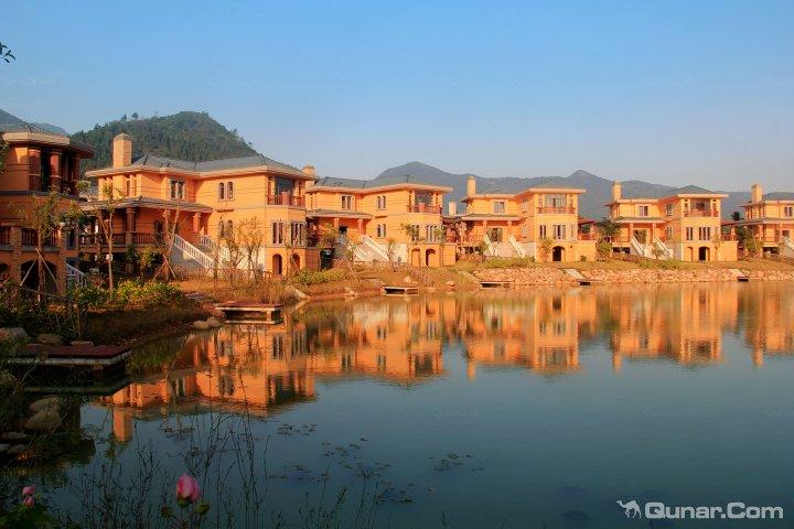 九华山茶溪小镇酒店