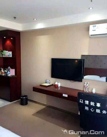 扎鲁特旗人禾商务酒店