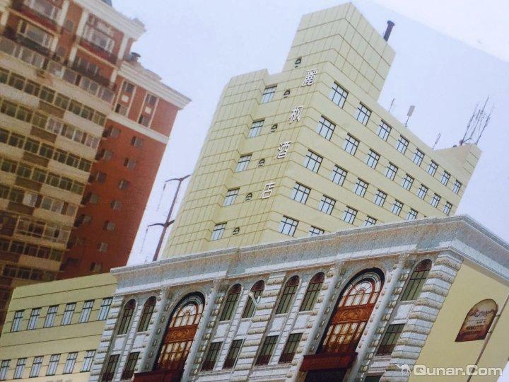 麗枫酒店哈尔滨公路大桥爱建店