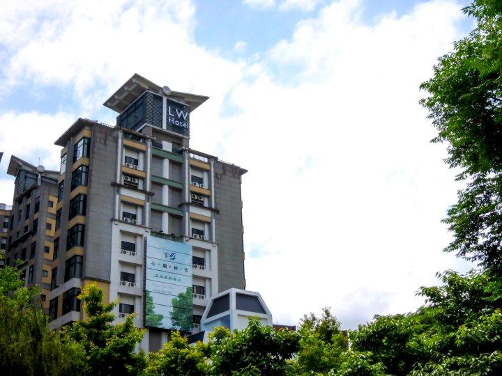 宜兰礁溪心旷神怡温泉渡假饭店(Living Water Hotel)