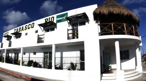 塔巴斯科里约热内卢酒店(Hotel Tabasco Rio)