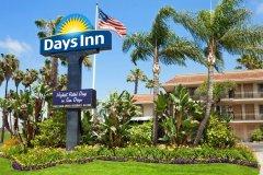 戴斯圣迭戈酒店 - 靠近海洋世界(Days Inn by Wyndham San Diego Hotel Circle Near SeaWorld)