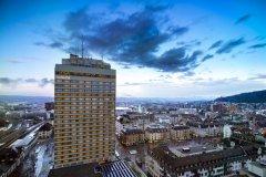 苏黎世瑞士酒店(Swissotel Zurich)