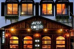 乌镇Here Coffee艺术设计酒店