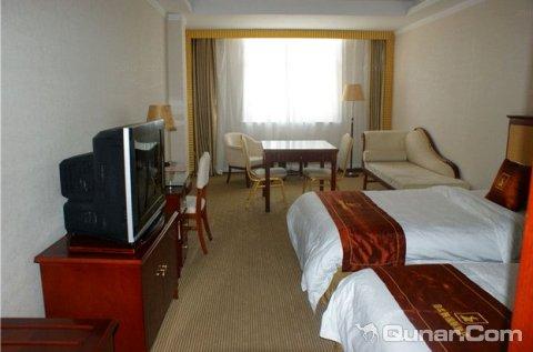 商洛金丝峡国际酒店