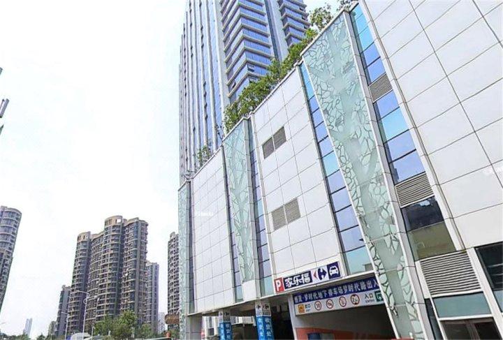 南昌兰桂坊公寓式酒店