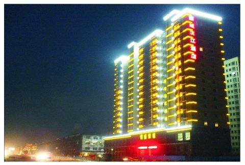 黄梅荣城滨江酒店