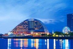 神户美利坚公园东方大酒店(Kobe Meriken Park Oriental Hotel)