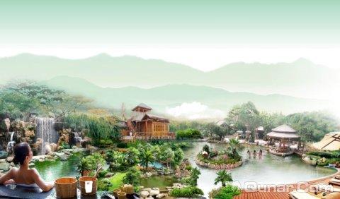 中山泉眼温泉旅游度假酒店