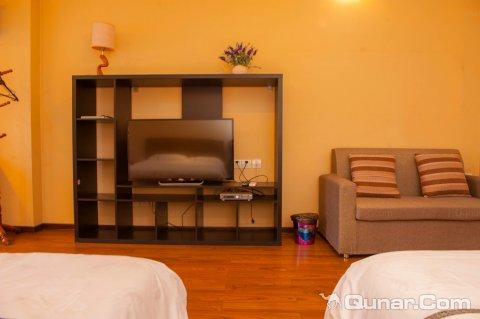 杭州适客酒店式公寓龙禧BOSS港店