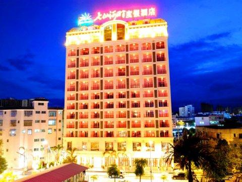 保亭七仙河畔度假酒店