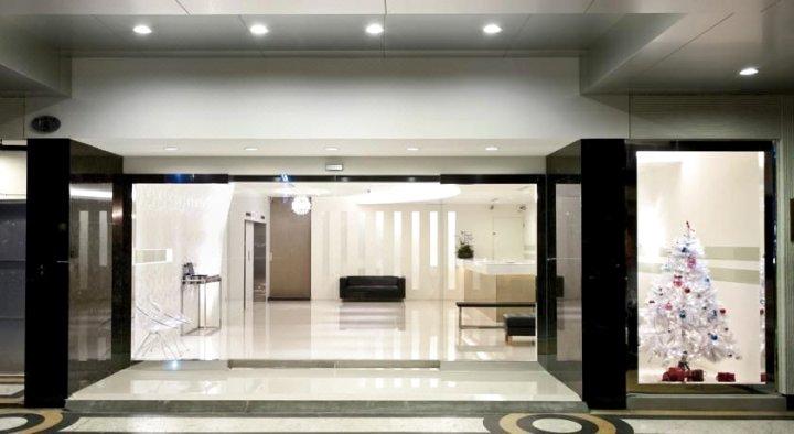 台中博奇大饭店(VIP Hotel Taichung)