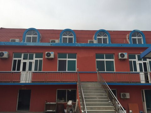 长海哈仙岛阳光渔村