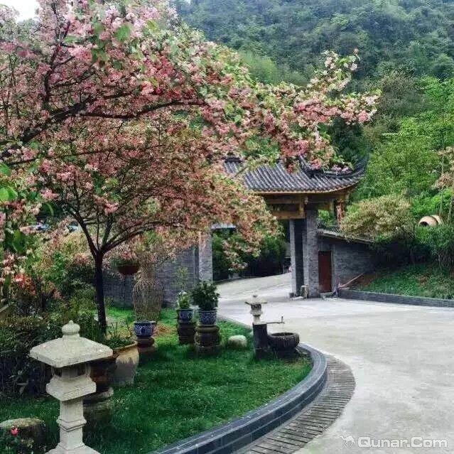 青城后山泰安紫钰山庄