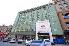 哈尔滨喜佳商务宾馆百年城区巴洛克店