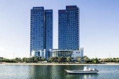 阿布扎比门诺富特酒店(Novotel Abu Dhabi Gate)