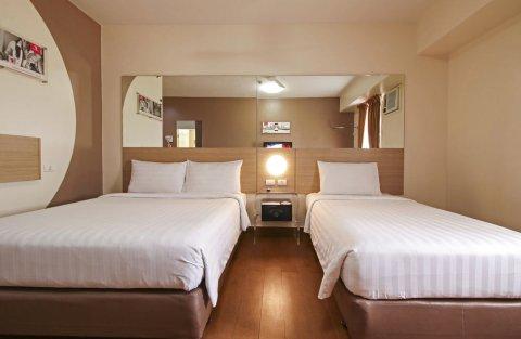 马尼拉马比尼红色行星酒店(Red Planet Manila Mabini)