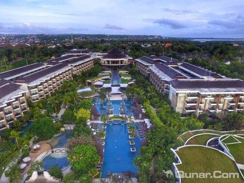 巴厘岛索菲特努沙杜瓦海滩度假村(Sofitel Bali Nusa Dua Beach Resort)