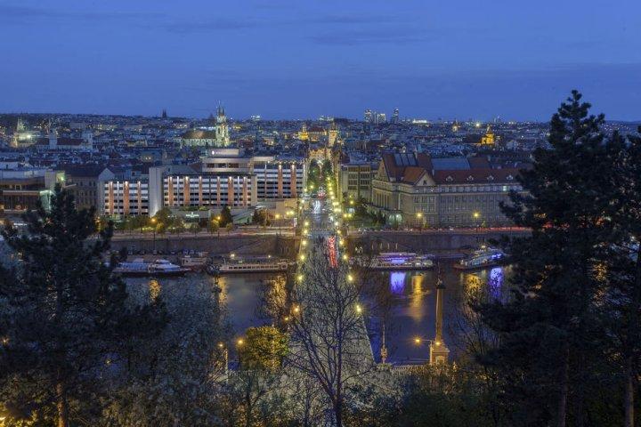 布拉格洲际酒店(InterContinental Prague)
