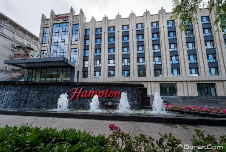 吉林吉林大街希尔顿欢朋酒店