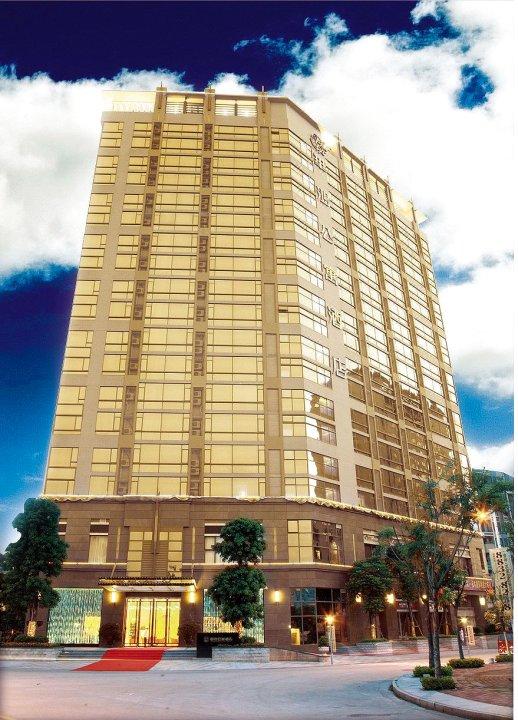 中山华鸿公寓酒店