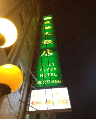 苗栗栗华大饭店(Lily Plaza Hotel)
