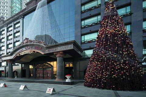 吉林曹洛比童话酒店