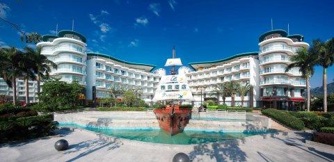 深圳大梅沙雅兰酒店(原雅兰斯丽比迪酒店)