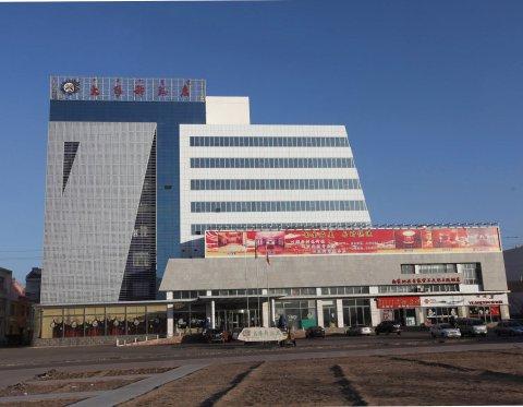 乌海太阳神酒店