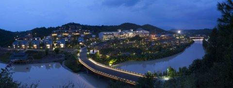 连城天一康养旅居度假小镇温泉酒店