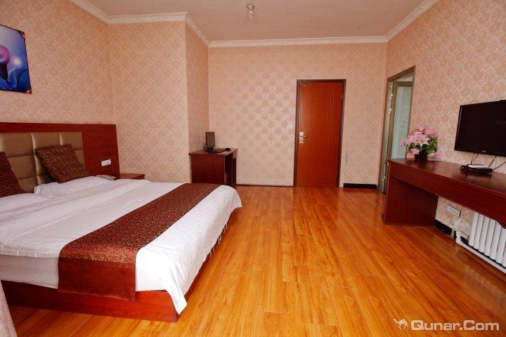 西安咸阳国际机场人在旅途酒店