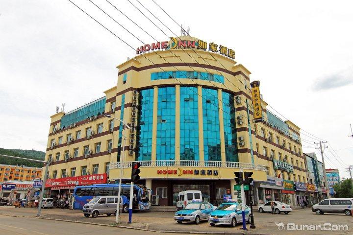 如家快捷酒店伊春客运站商业步行街店